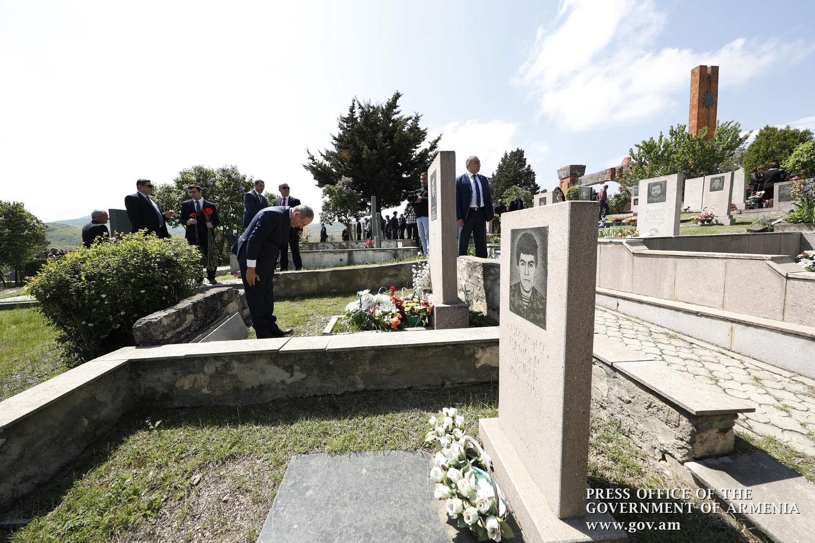 Ադրբեջանցիները ամբողջովին քանդել և հողին են հավասարեցրել Հադրութի շրջանի Թաղլար գյուղի գերեզմանոցը. «Ժամանակ»