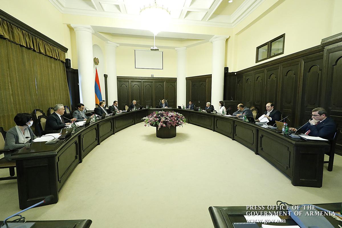У премьера Армении обсуждены вопросы реализации стимулирующих труд образовательных программ