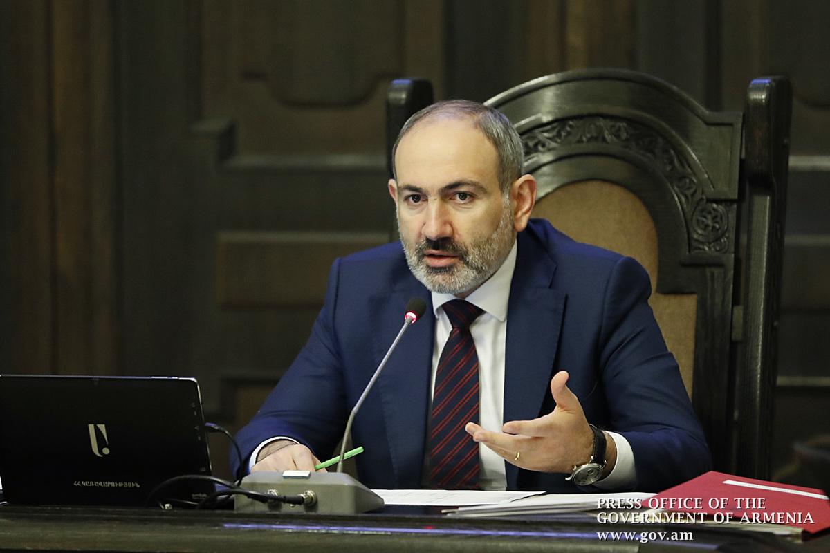 Никол Пашинян: Вопрос Арцаха не может решаться без избранных представителей Арцаха
