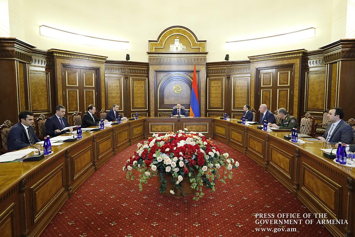 Премьер Армении: Военная промышленность должна быть одним из локомотивов нашей экономики, одной из ведущих сфер