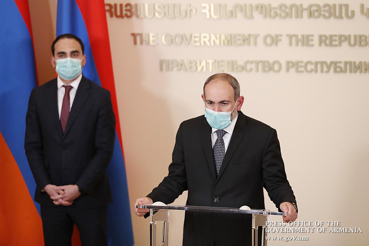 Пашинян: Будут ужесточены применяемые до сих пор административные рычаги