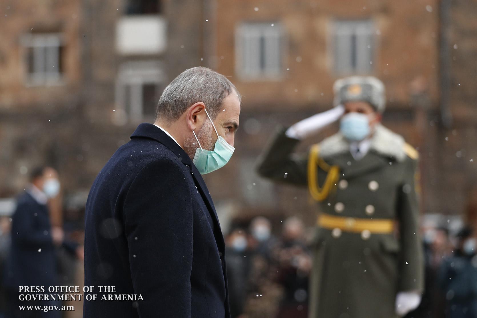 Премьер-министр Никол Пашинян посетил Гюмри, Ширакамут, Спитак и Ванадзор
