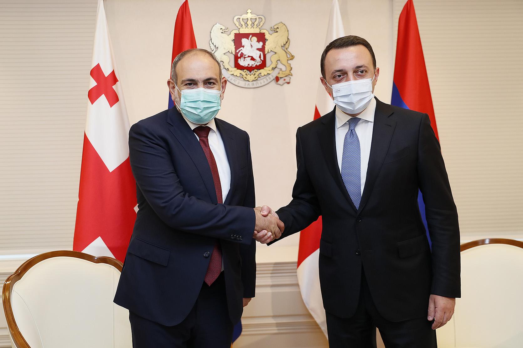 Дружба Армения Грузия