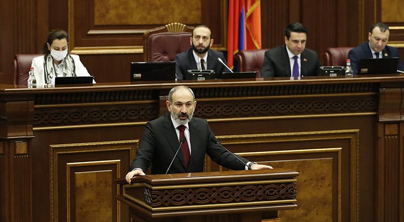 Премьер Армении: Не можем утверждать, что в ближайшее время ситуация резко не ухудшится