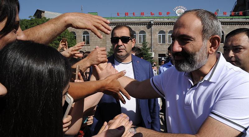 Մեկնարկել է վարչապետի այցը Սյունիք