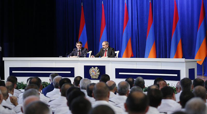 Հայաստանում օրինականության հաստատումը կատարյալ առաջնահերթություն է բոլորիս համար. Նիկոլ Փաշինյան