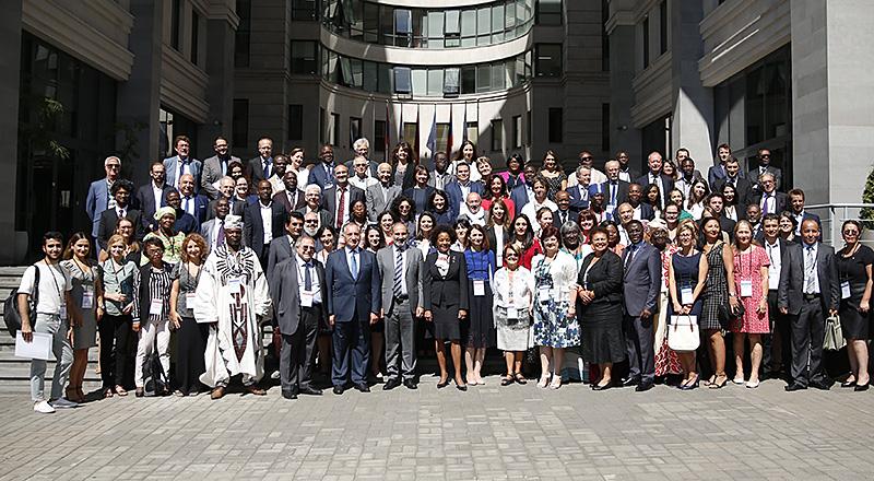 La 11e conférence des organisations internationales non gouvernementales de la Francophonie s'est ouverte à Erevan avec la participation de Nikol Pashinyan et Michaëlle Jean