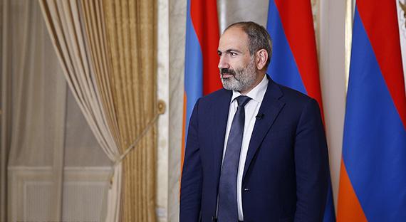 Послание премьер-министра Республики Армения Никола Пашиняна народу
