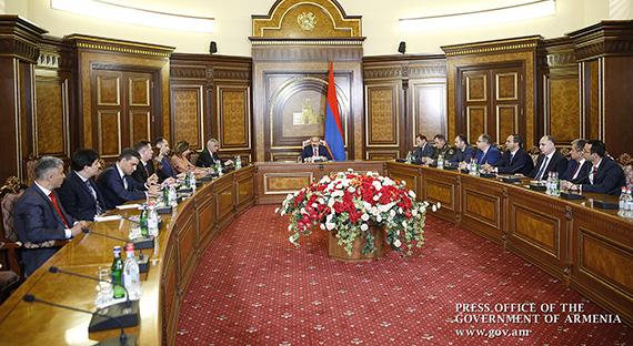 Выступление премьер-министра Никола Пашиняна о судебно-правовой системе