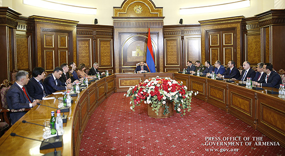 Prime Minister Nikol Pashinyan's Statement on Judiciary System