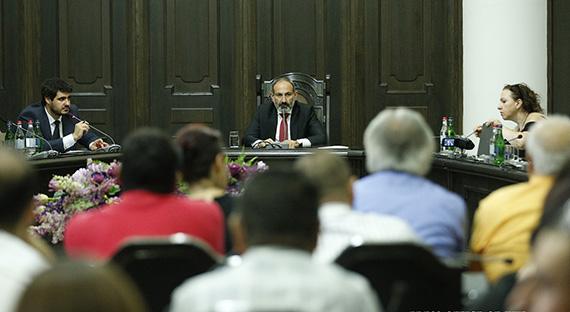 RA Prime Minister Nikol Pashinyan's Press Conference