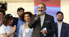 Prime Minister Nikol Pashinyan's Speech at Rally Dedicated to100 Days in Office