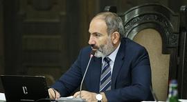 Речь Никола Пашиняна на заседании правительства