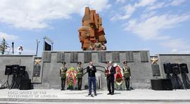 Выступление премьер-министра Никола Пашиняна