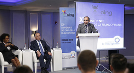 Prime Minister Nikol Pashinyan's Remarks at 11th Forum of Francophone Organizations