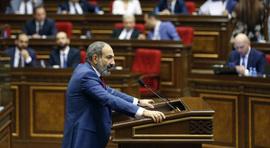 Премьер-министр в Национальном Собрании ответил на вопрос о мере пресечения в отношении Юрия Хачатурова