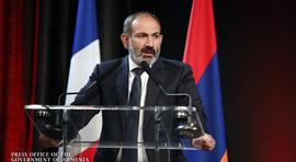 Rencontre de Nikol Pashinyan avec la communauté arménienne