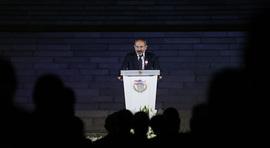 Le discours du Premier ministre de la République d'Arménie Nikol Pashinyan à l'occasion du 100e anniversaire du Parlement