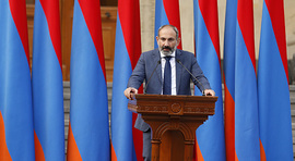 Address by  Prime Minister Nikol Pashinyan on Independence Day