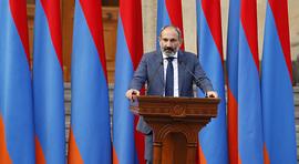 Message de félicitations du Premier ministre Nikol Pashinyan à l'occasion de la Fête de l'Indépendance