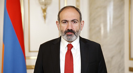 Message by RA Prime Minister Nikol Pashinyan on March 1