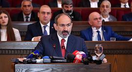 Nikol Pashinyan's Statement at 12th Extraordinary Congress of Armenian Yerkrapah Volunteers Union