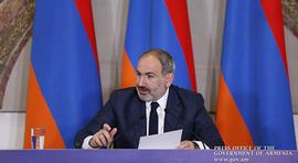 Вступительное слово премьер-министра Республики Армения Никола Пашиняна на пресс-конференции