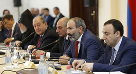 Nikol Pashinyan's remarks, delivered at the meeting of the Board of Trustees of Hayastan All-Armenian Fund