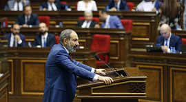 Prime Minister Nikol Pashinyan's concluding remarks, delivered during the parliamentary debate of the government program