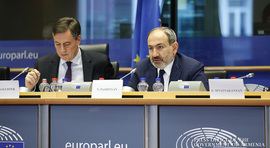 """CEPA is of paramount importance to the success of reforms"" - PM addresses European Parliament's Foreign Affairs Committee"