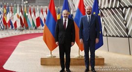 Nikol Pashinyan, Charles Michel discuss wide range of EU-Armenia cooperation-related issues