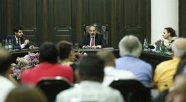 ՀՀ վարչապետ Նիկոլ Փաշինյանի մամուլի ասուլիսը