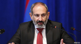 Nikol Pashinyan's remarks delivered at RA Police Board sitting