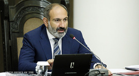 Nikol Pashinyan's Remarks at Cabinet Meeting