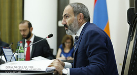 Nikol Pashinyan's Observations about Armenia's Investment and Tax Policy Issues